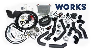 WORKS 2017+ BRZ/86 Stage 2 Turbo Kit   Tuner Kit