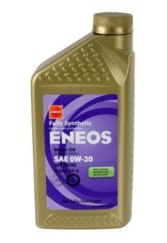 Eneos Motor Oil 0w 20